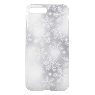 Snowflakes and lights iPhone 8 plus/7 plus case