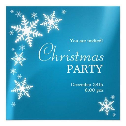 christmas card invitation templates, Party invitations