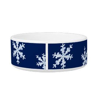 Snowflakes Bowl