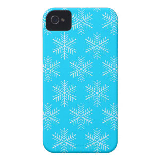 Snowflakes Case-Mate iPhone 4 Cases