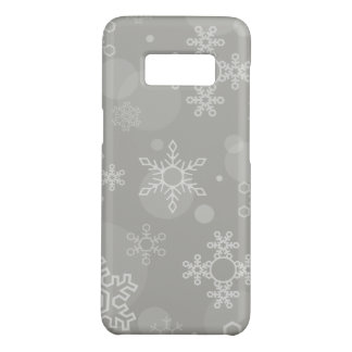 Snowflakes Case-Mate Samsung Galaxy S8 Case