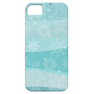 Snowflakes Christmas Phone Case