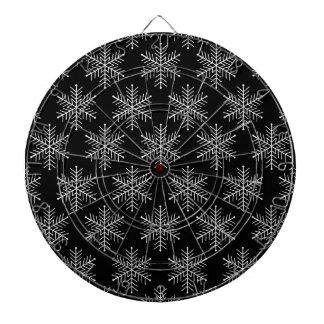 Snowflakes Dart Boards