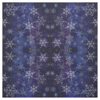 Snowflakes, Fabric