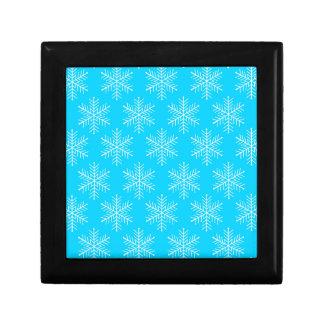 Snowflakes Gift Box