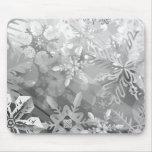 snowflakes grey greys winter digital realism layer