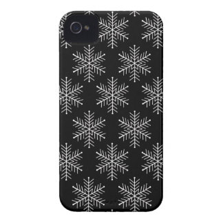 Snowflakes iPhone 4 Case-Mate Case