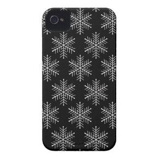 Snowflakes iPhone 4 Cases