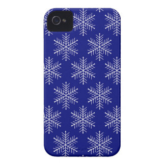 Snowflakes iPhone 4 Cover