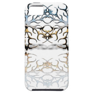 snowflakes iPhone 5 covers