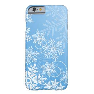 Snowflakes iPhone 6 case