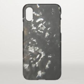Snowflakes iPhone X Case