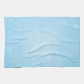 Snowflakes Kitchen Towel