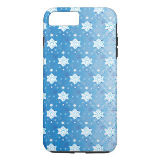 Snowflakes pattern I iPhone 7 Plus Case