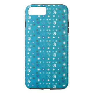 Snowflakes pattern VII iPhone 7 Plus Case