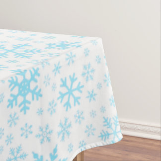 Snowflakes Table Cloth