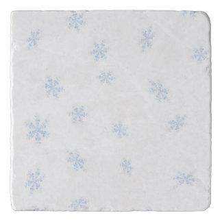 Snowflakes Trivet