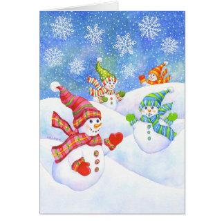 SnowGirls Card