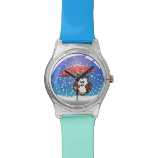 snowglobe owl watch