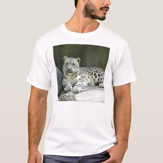 SnowLeopardM003 T-Shirt