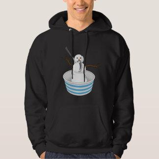 Snowman Bowl Sweatshirt
