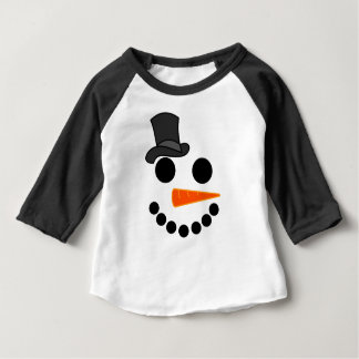 Snowman Boy Products Baby T-Shirt