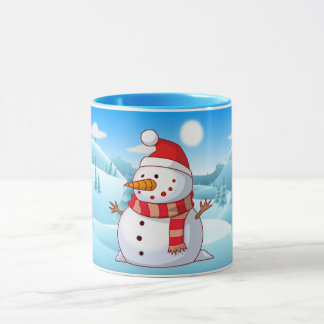 Snowman Combo Mug