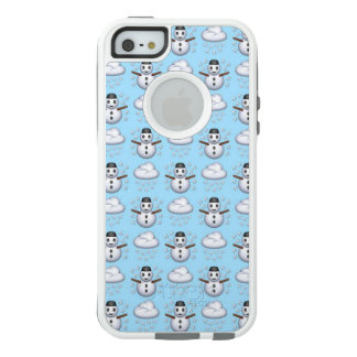 Snowman Emoji iPhone SE/5/5s Otterbox Case
