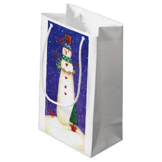 Snowman Gift Bag