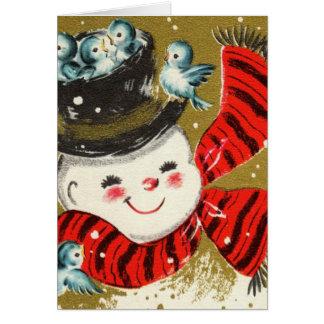 Snowman | Greeting Card
