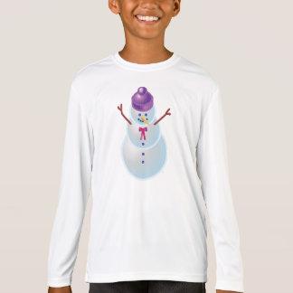Snowman Icon T-Shirt