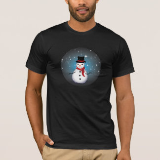 Snowman in a Bubble1 T-Shirt