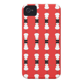 snowman iPhone 4 Case-Mate case