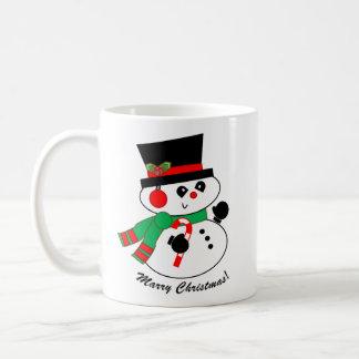 Snowman-Marry Christmas Mug