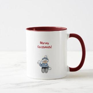 Snowman Mug. Mug