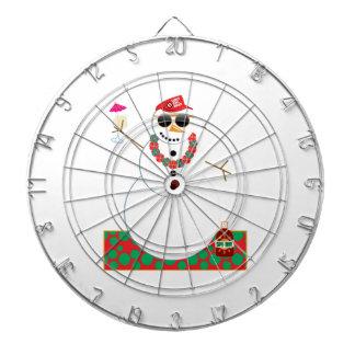 Snowman Party Dartboards