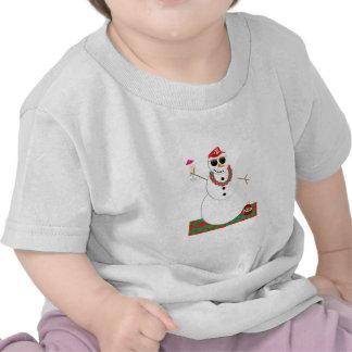 Snowman Party Shirts