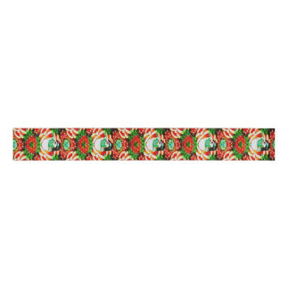 Snowman Slam Grosgrain Ribbon