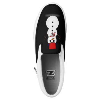 Snowman ⛄ slip-on, shoes, for sale ! Slip-On sneakers