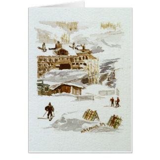 Snowmass Colorado Card