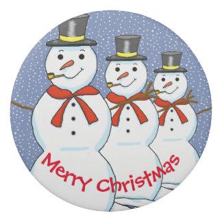 Snowmen Eraser