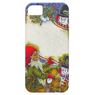 Snowmen friends iPhone 5 cases