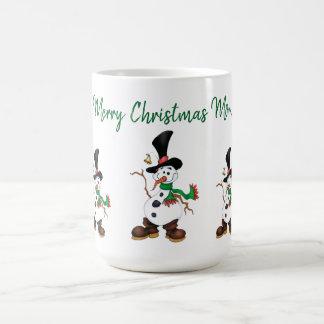 Snowmen Magic Mug