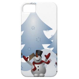 Snowmens & Reindeers iPhone 5 Covers