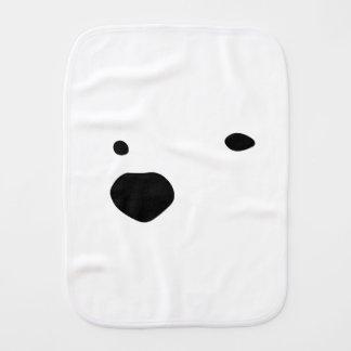 Snowmo Burp Cloth