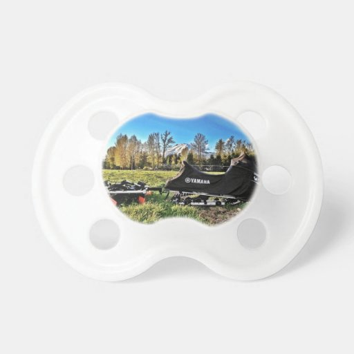 snowmobile pacifier