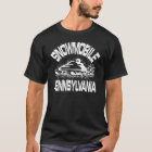 Snowmobile Pennslyvania T-Shirt