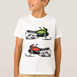 Snowmobile T-Shirt