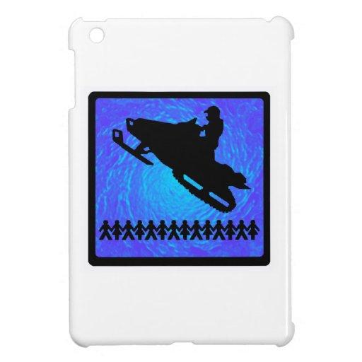 SNOWMOBILE THE RIGHTS iPad MINI CASE