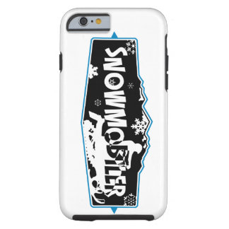 Snowmobiler iPhone 6 Tough case